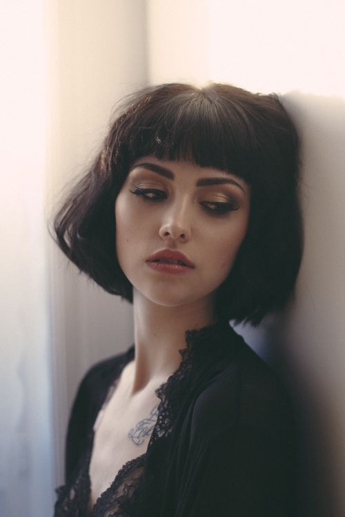 Fashion Friday: Girls with Short Hair – L'amour In Christ