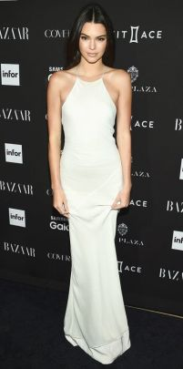 attends the 2015 Harper's BAZAAR ICONS Event at The Plaza Hotel on September 16, 2015 in New York City.