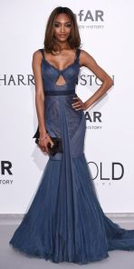 Mandatory Credit: Photo by David Fisher/REX Shutterstock (2710448bt) Jourdan Dunn amfAR's 22nd Cinema Against AIDS Gala, Cannes, France - 21 May 2015