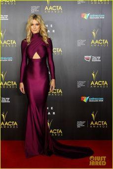 XXXXXXXXXX arrives at the 3rd Annual AACTA Awards Ceremony at The Star on January 30, 2014 in Sydney, Australia.